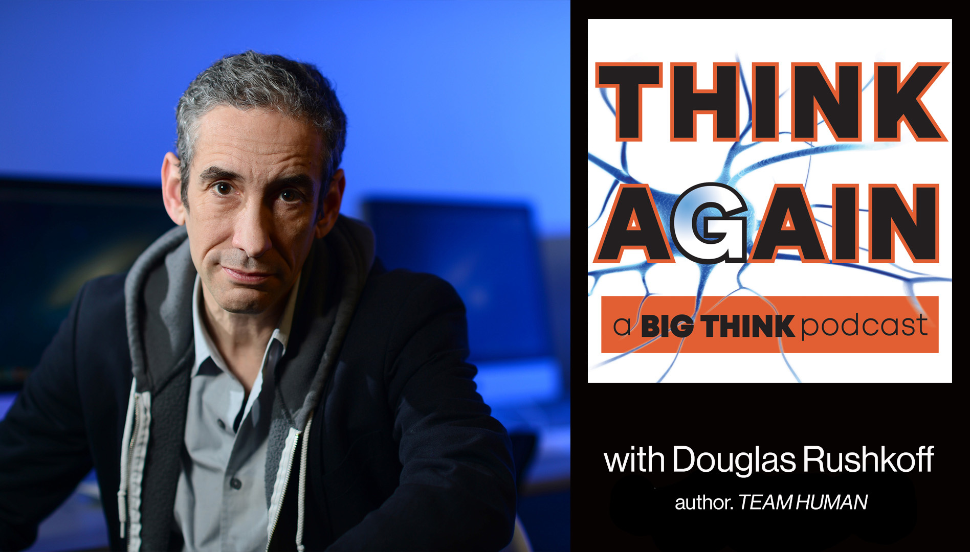 Douglas Rushkoff – It's not the technology's fault