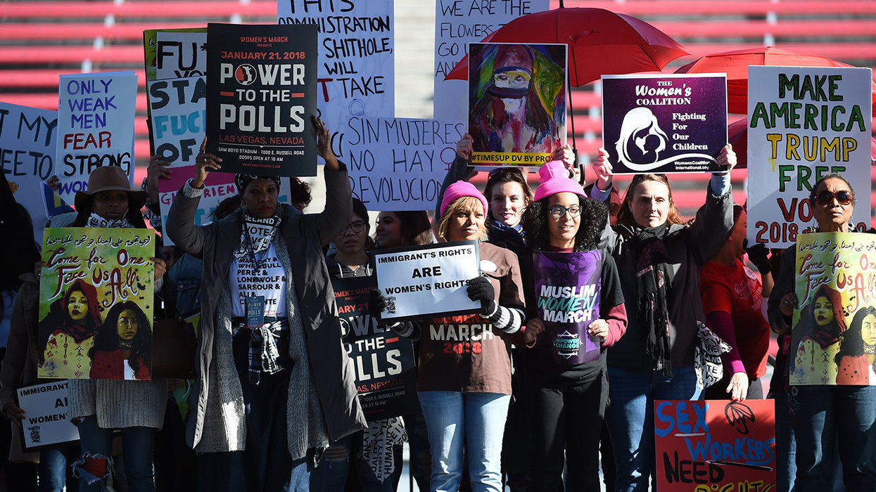Dismal turnout expected for this year's Women's March as group faces anti-Semitism scandal