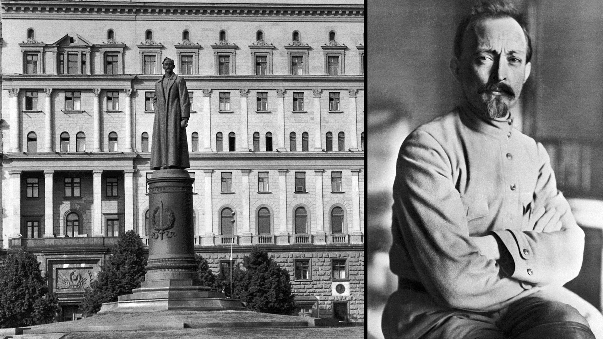How KGB founder Iron Felix justified terror and mass executions