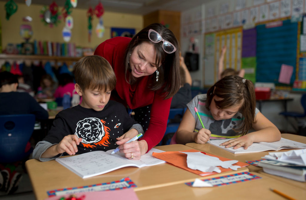 Is cursive writing important to child development?