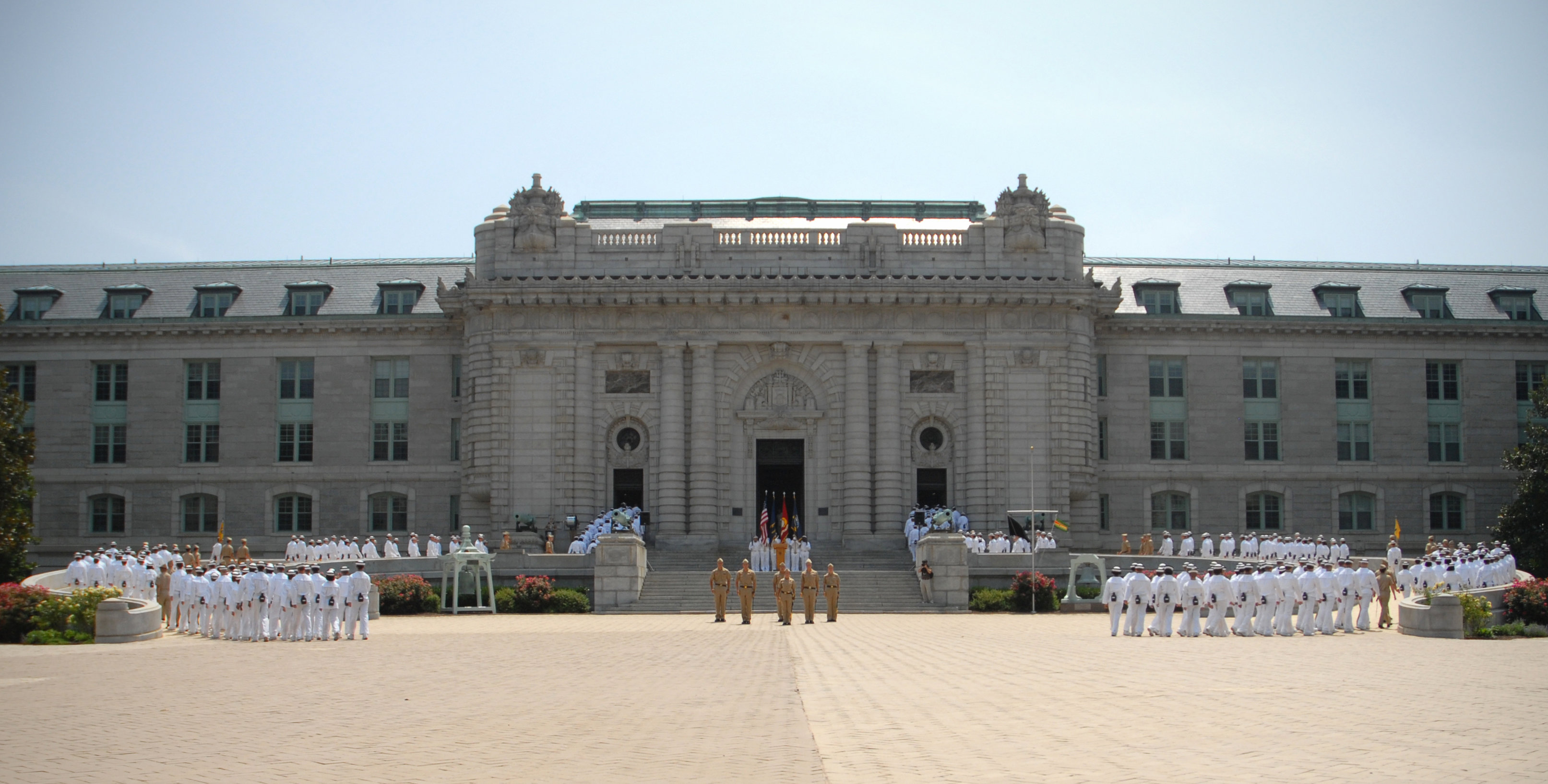 The US Naval Academy Is Falling Apart - Task & Purpose