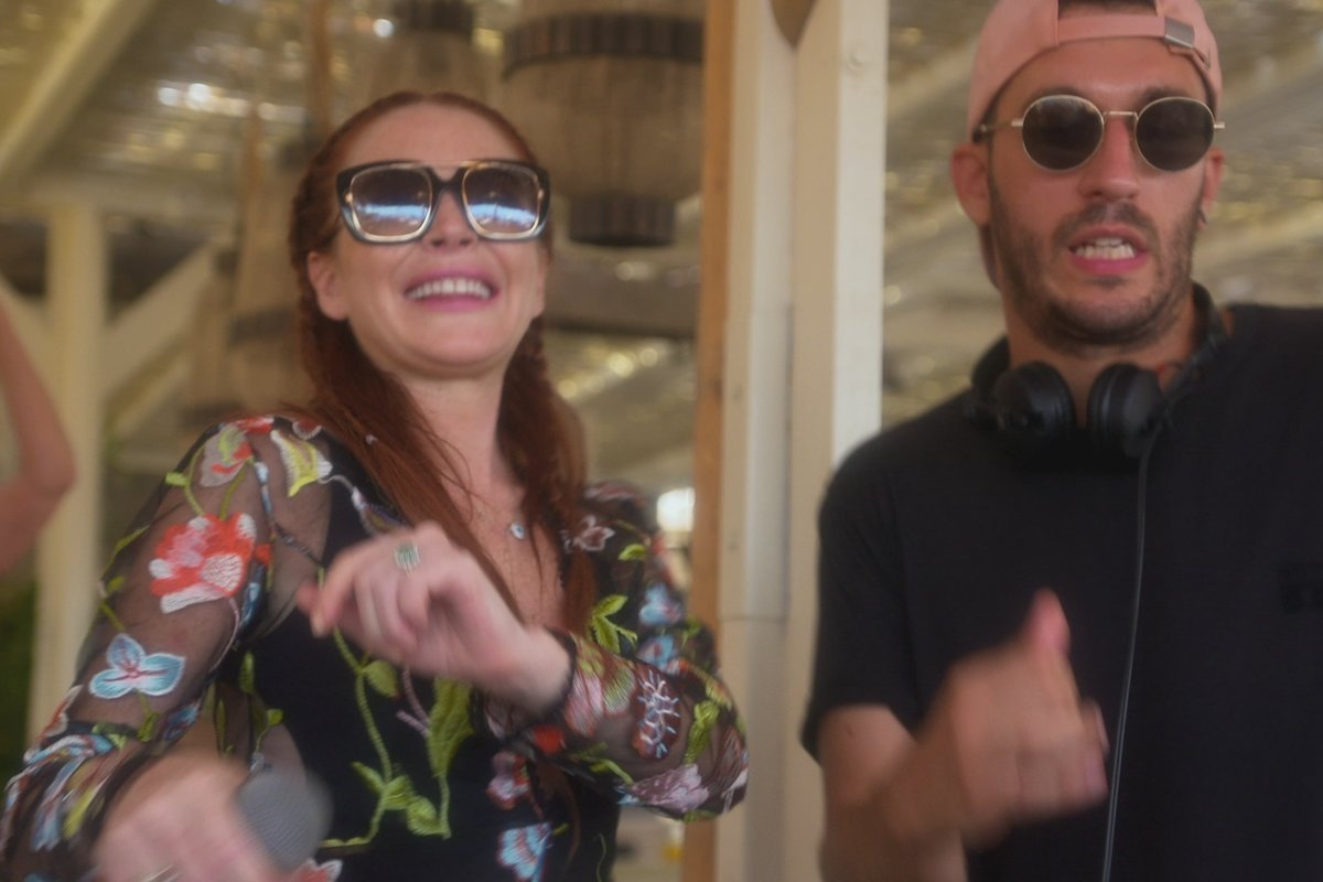 'Lohan's Beach Club' Episode Three Recap: Still No Marxist Uprising