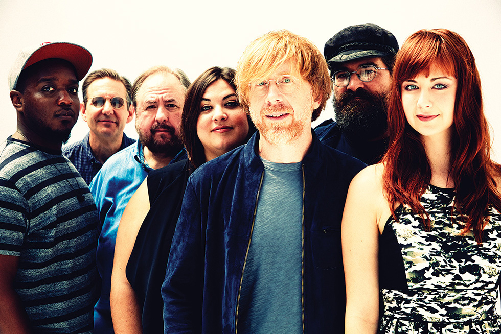 Trey Anastasio Sings Out for Something More in the City of Angels