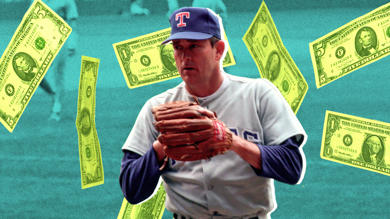 When did athletes get so rich?