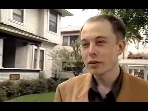 This Elon Musk interview from 1999 explains his success