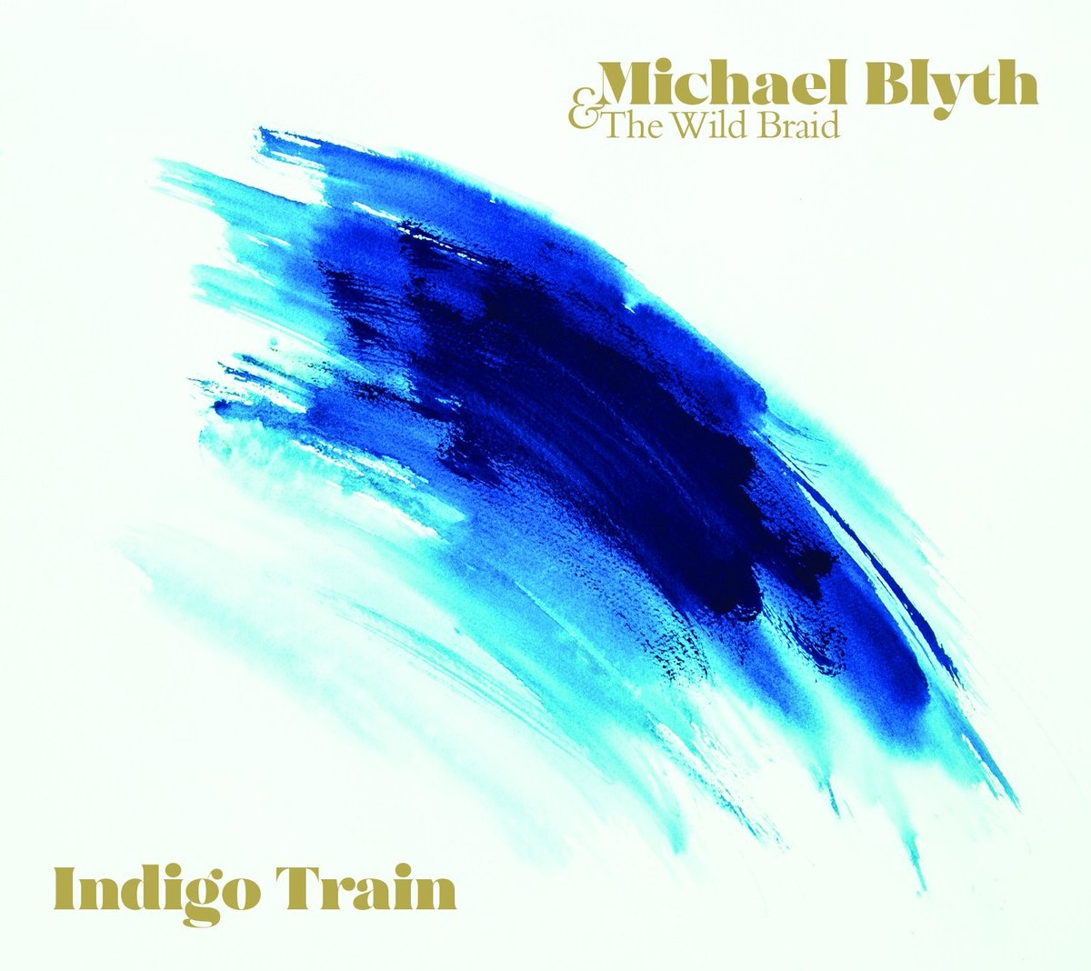 Michael Blyth Rides the Musical Rails on the  Indigo Train