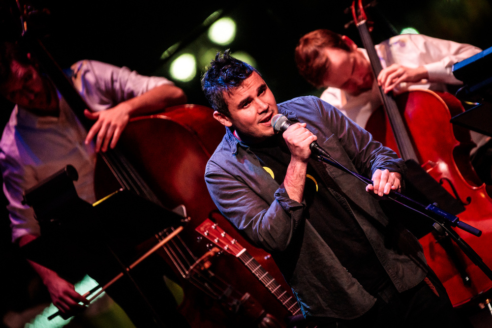 Rostam Takes the Spotlight at American Songbook Show