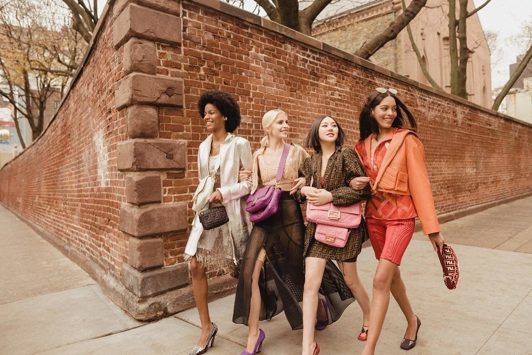 Carrie Bradshaw's Iconic Fendi Baguette Bag Is Back
