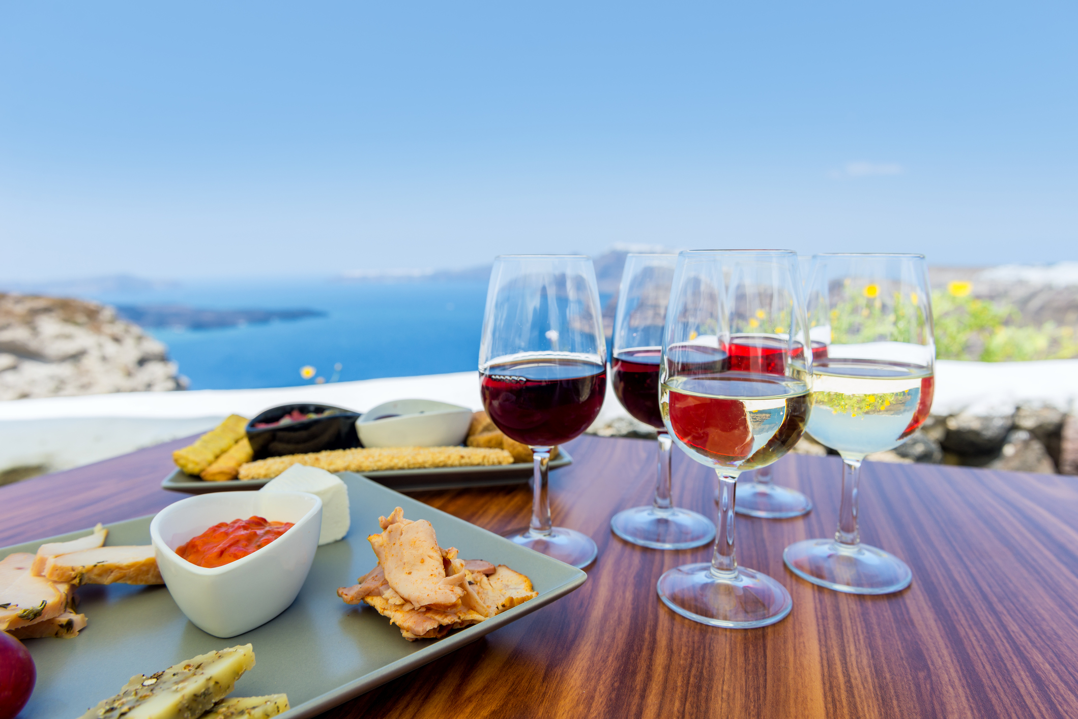 Visit to Greece: A Fabulous Wine and Food Tour in Santorini - HealthyWomen