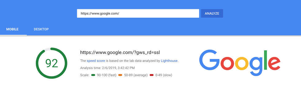 What Is a Good PageSpeed Score? Google Changed the Rules