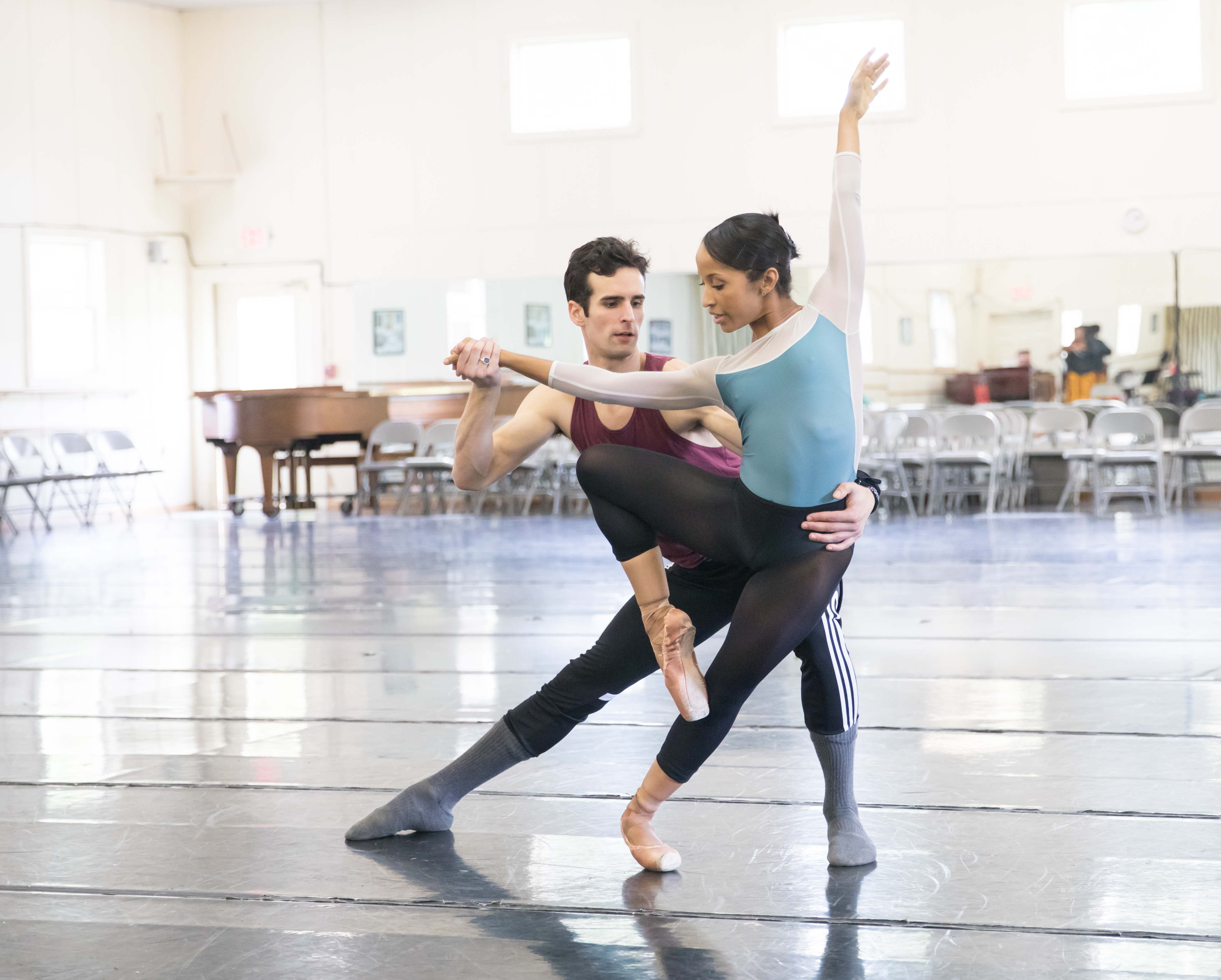 Nashville Ballet's World Premiere Gives Kayla Rowser the Chance to Finally Take on a Strong Black Female Character