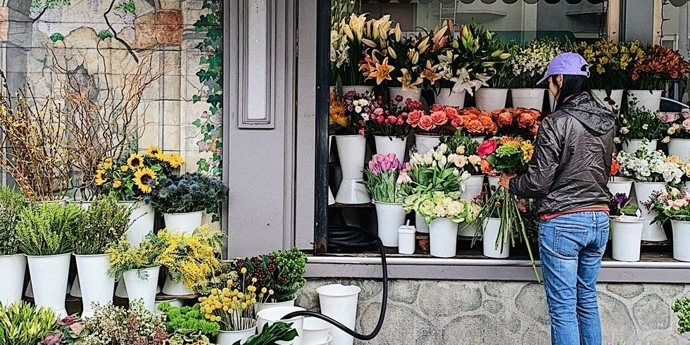 9 Most Beautiful Flower Shops in San Francisco