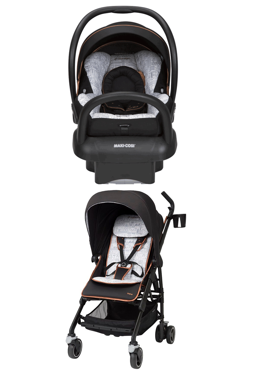 Maxi Cosi Infant Car Seat And Dana Stroller Motherly