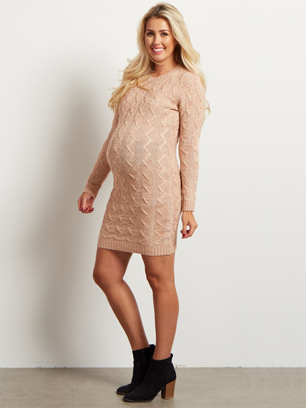 10 Sweater Dresses For Pregnancy Motherly