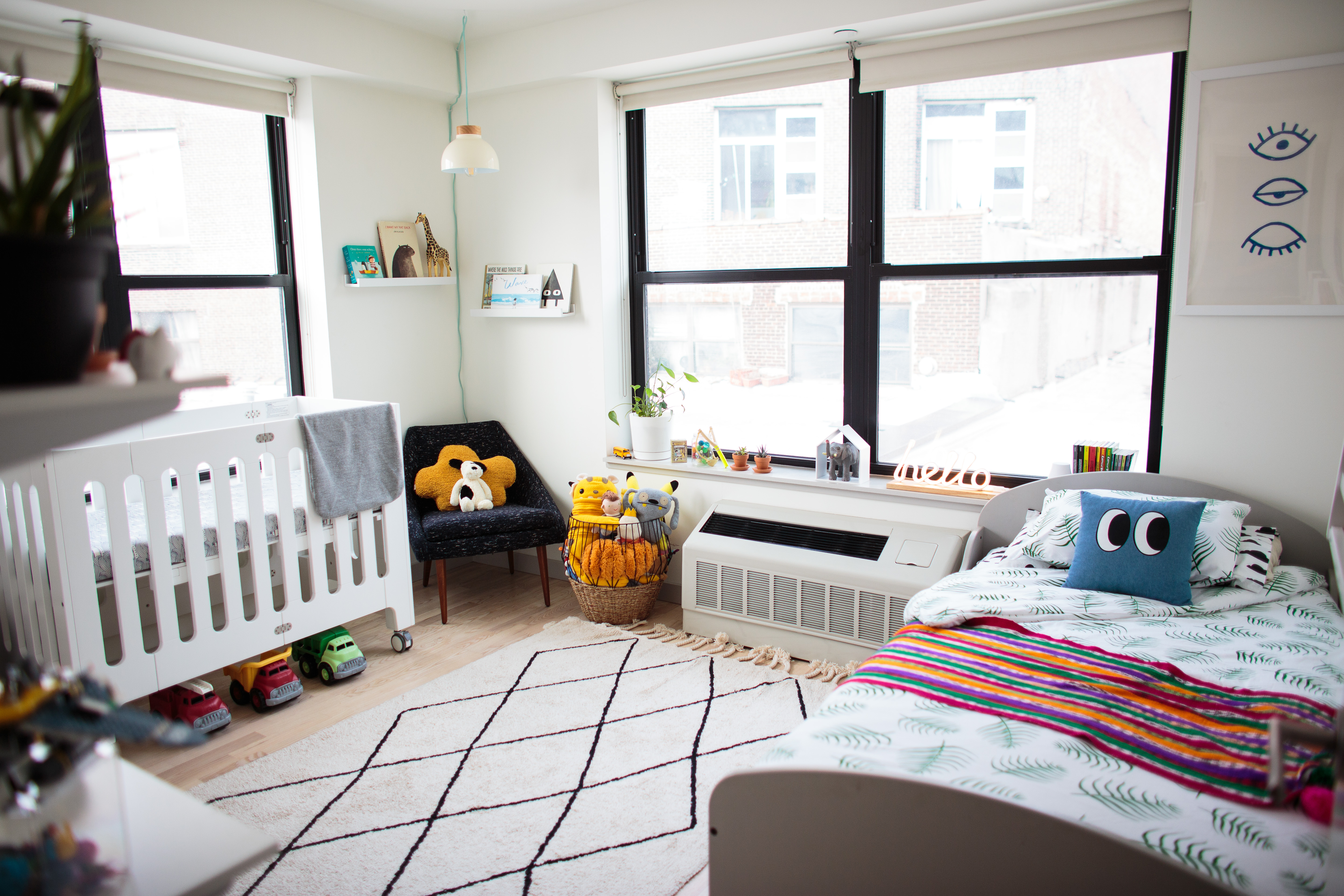 6 Tips To Create A Shared Bedroom For Big Sib And Baby Motherly
