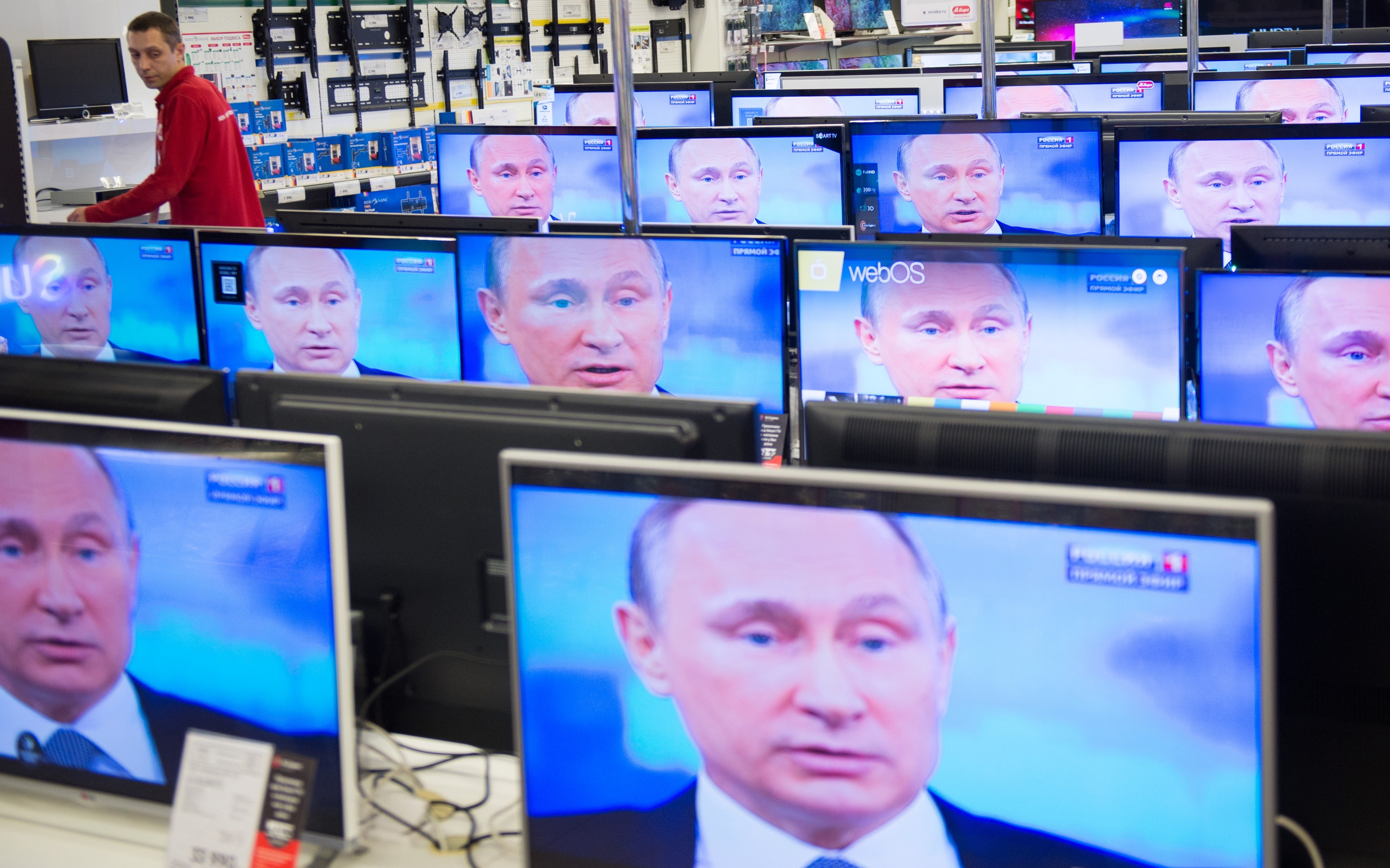 ​Why Russia is planning to briefly disconnect from the internet