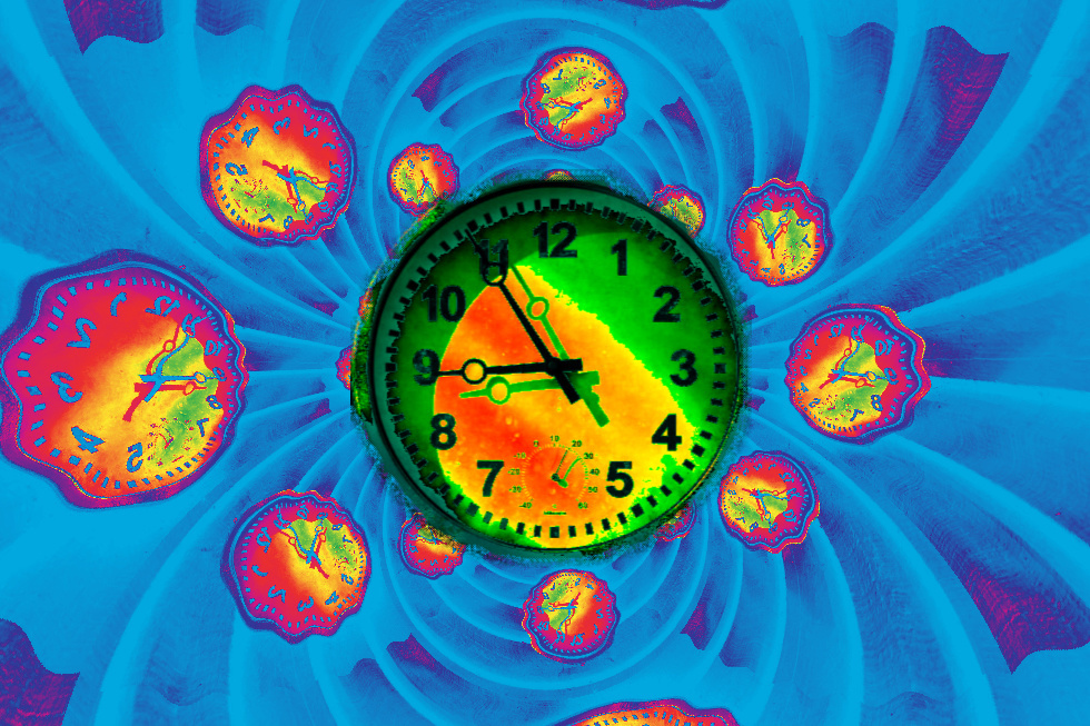 Microdoses of LSD change how you perceive time