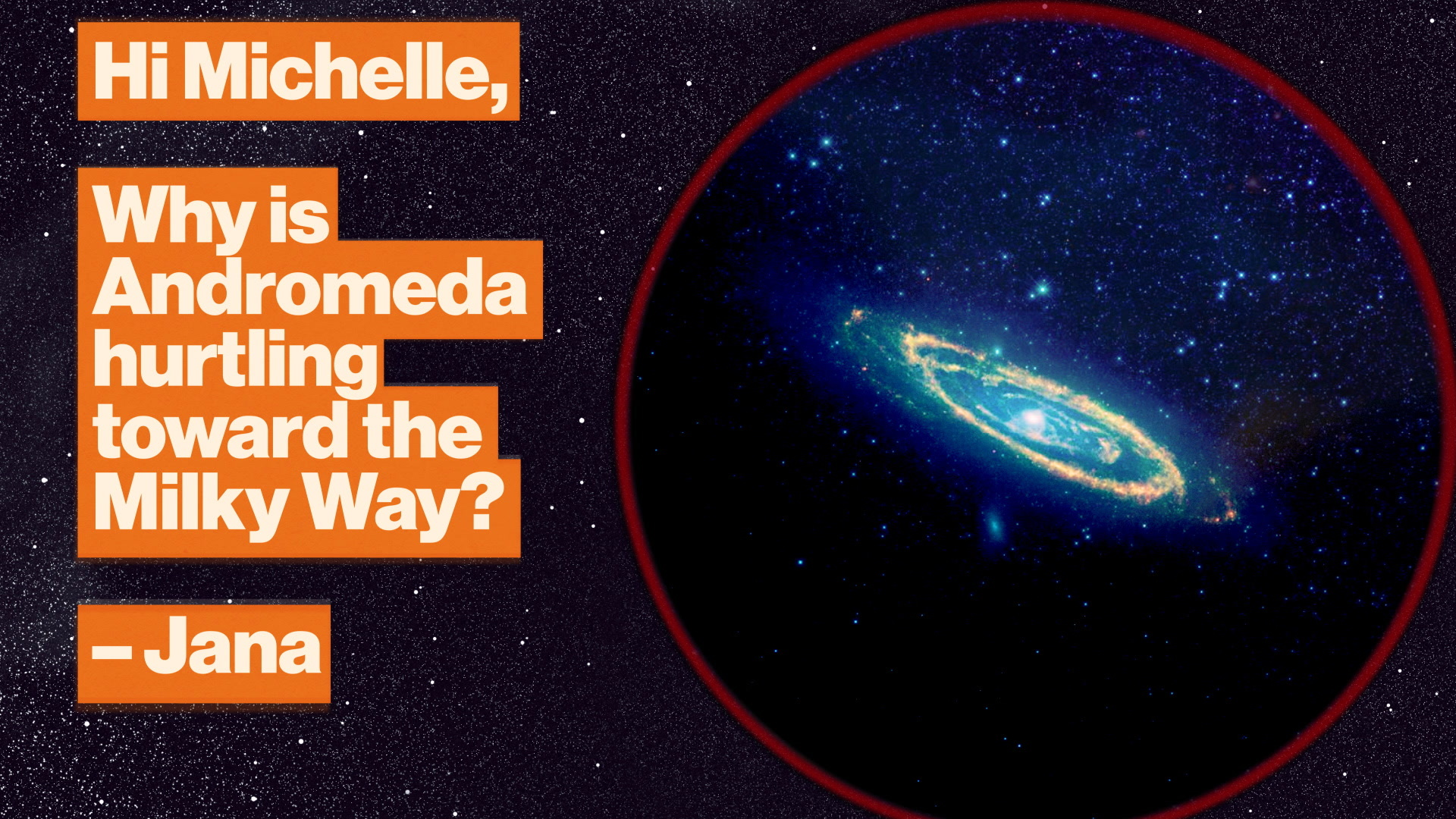 The science of expansion: Andromeda, gravity, and the 'Big Rip'