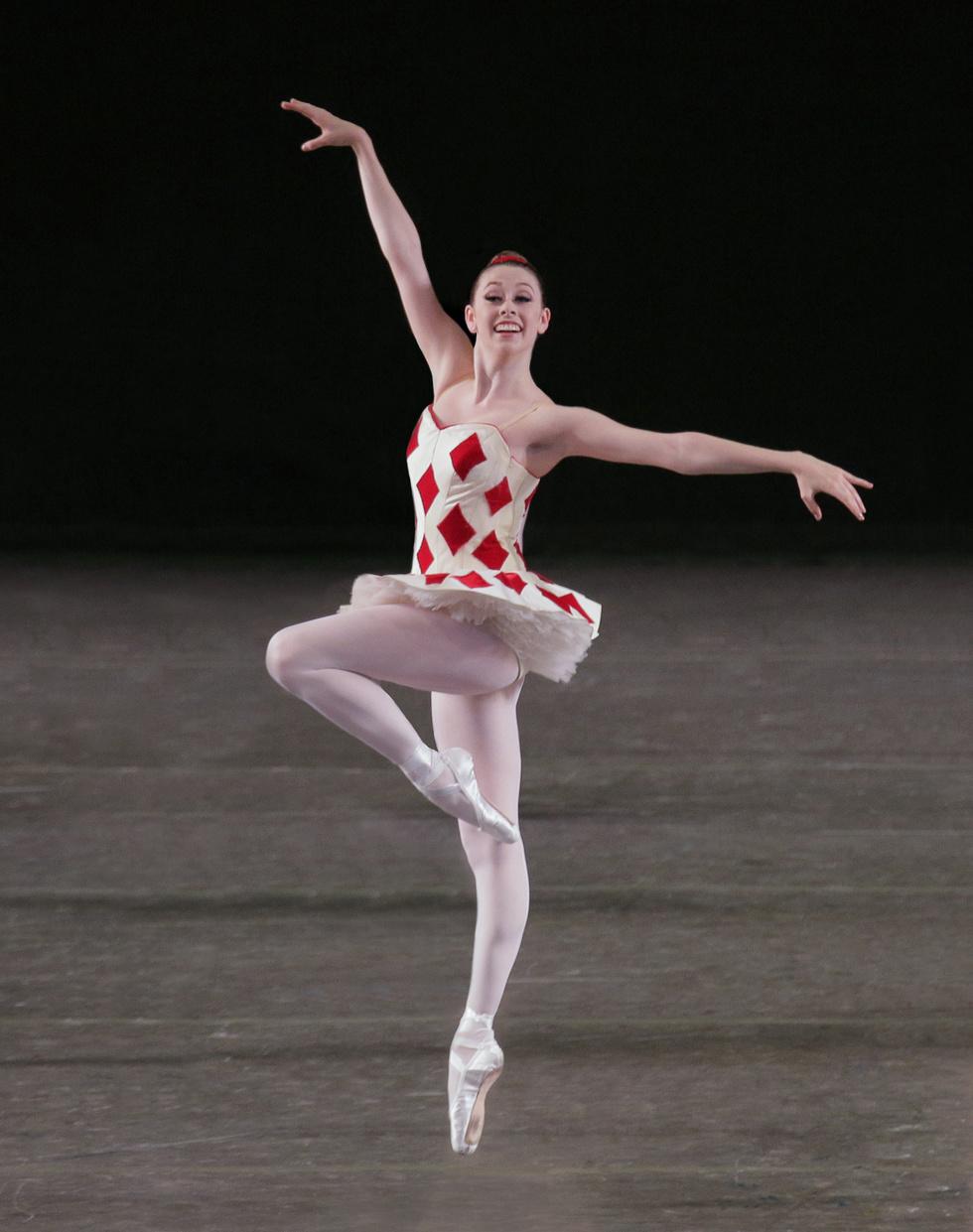 bab6becc9773 Meaghan Dutton-O'Hara, New York City Ballet