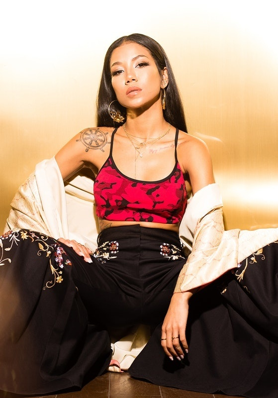 Jhene Aiko Is Our November Cover Star Nylon
