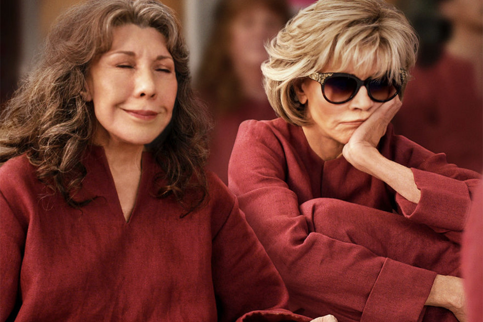 The Many Grace Notes in 'Grace and Frankie', Season 5