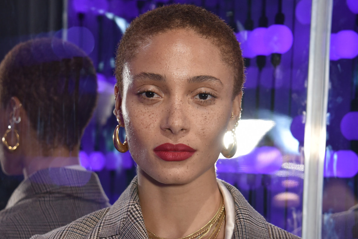 Adwoa Aboah Joins Grenfell Activists In Powerful Protest