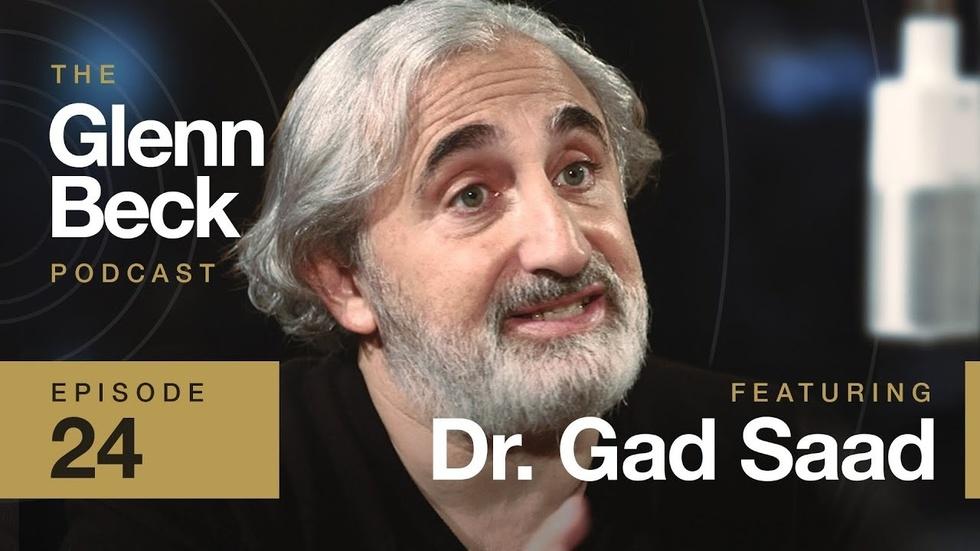 Partner Content - Dr. Gad Saad | Episdode24