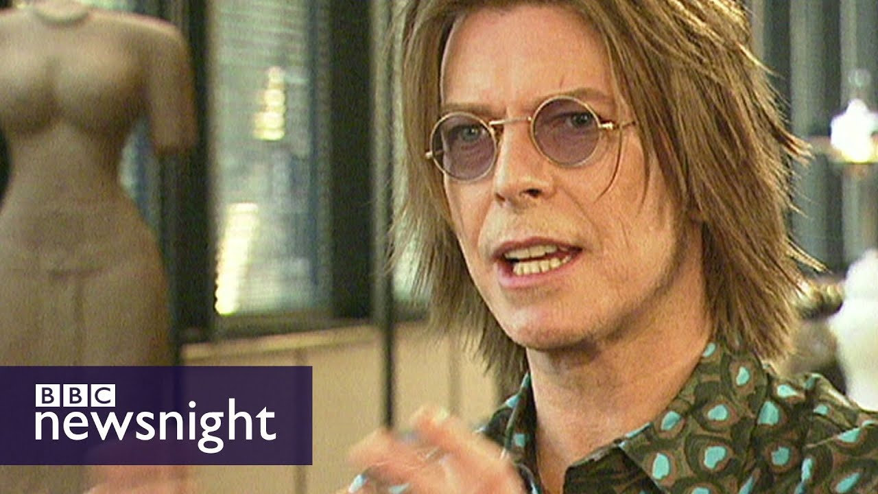 In 1999, David Bowie knew the internet would change the world