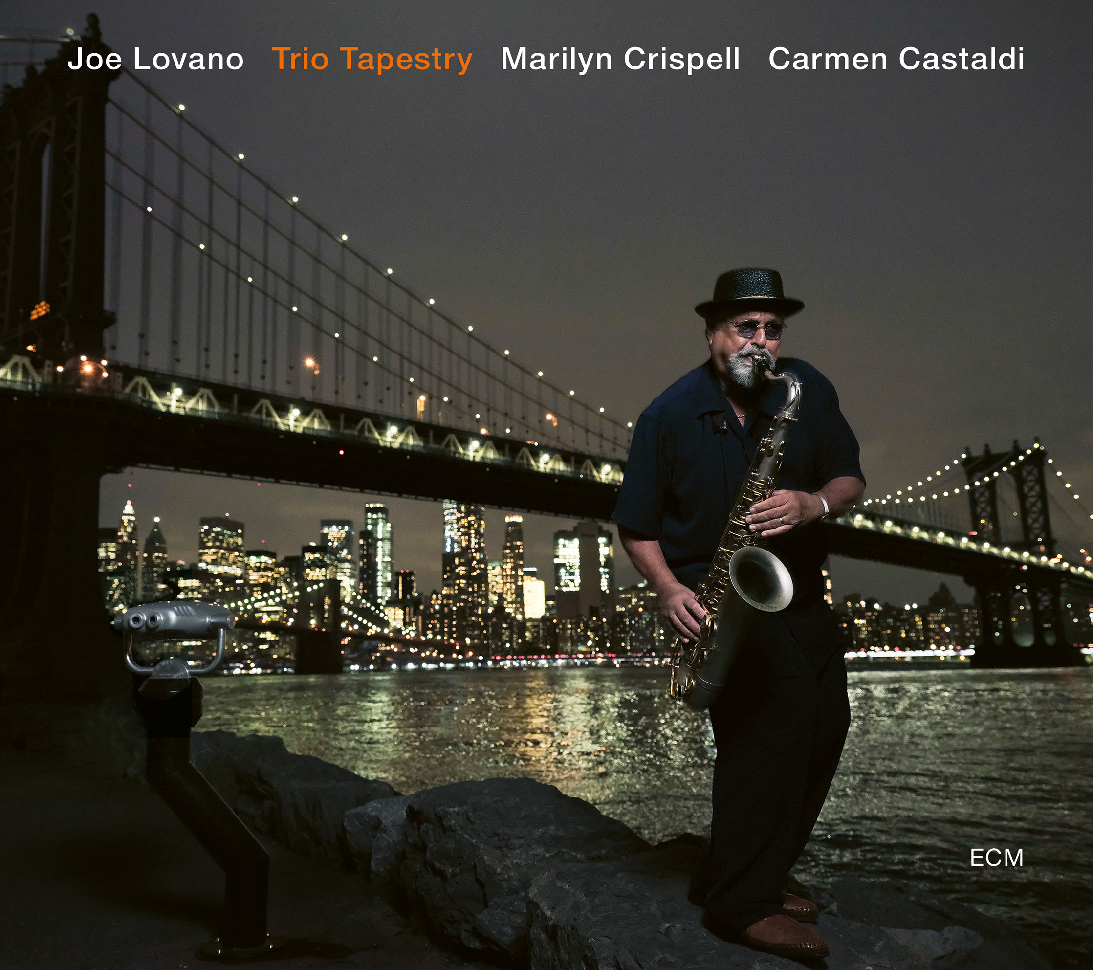 Joe Lovano Keeps on Discovering  and Surprising on  Trio Tapestry