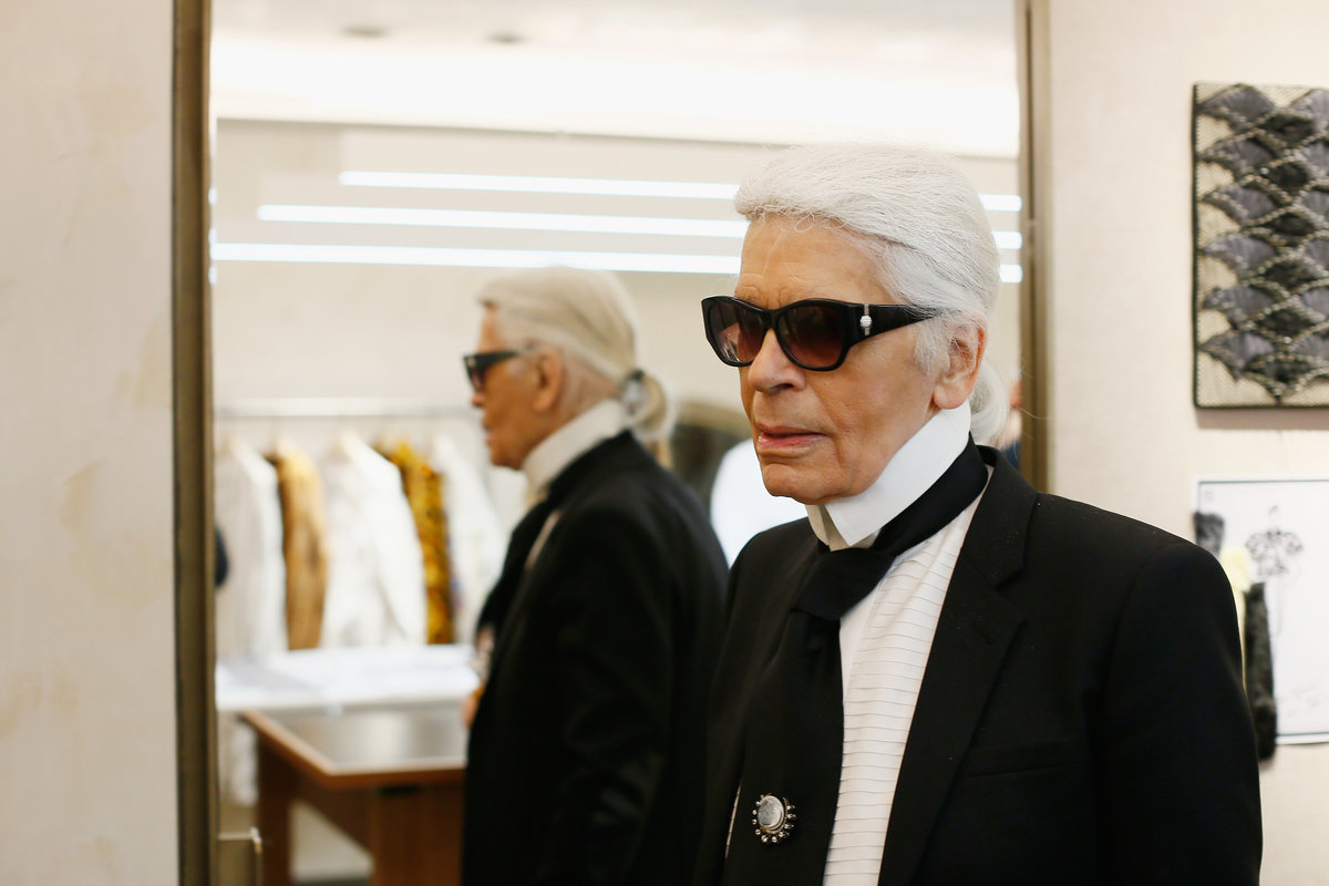 Karl Lagerfeld's 10 Most Outrageous Quotes