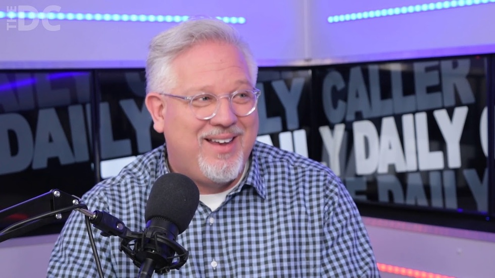 Partner Content - Glenn joins The Daily Caller Podcast