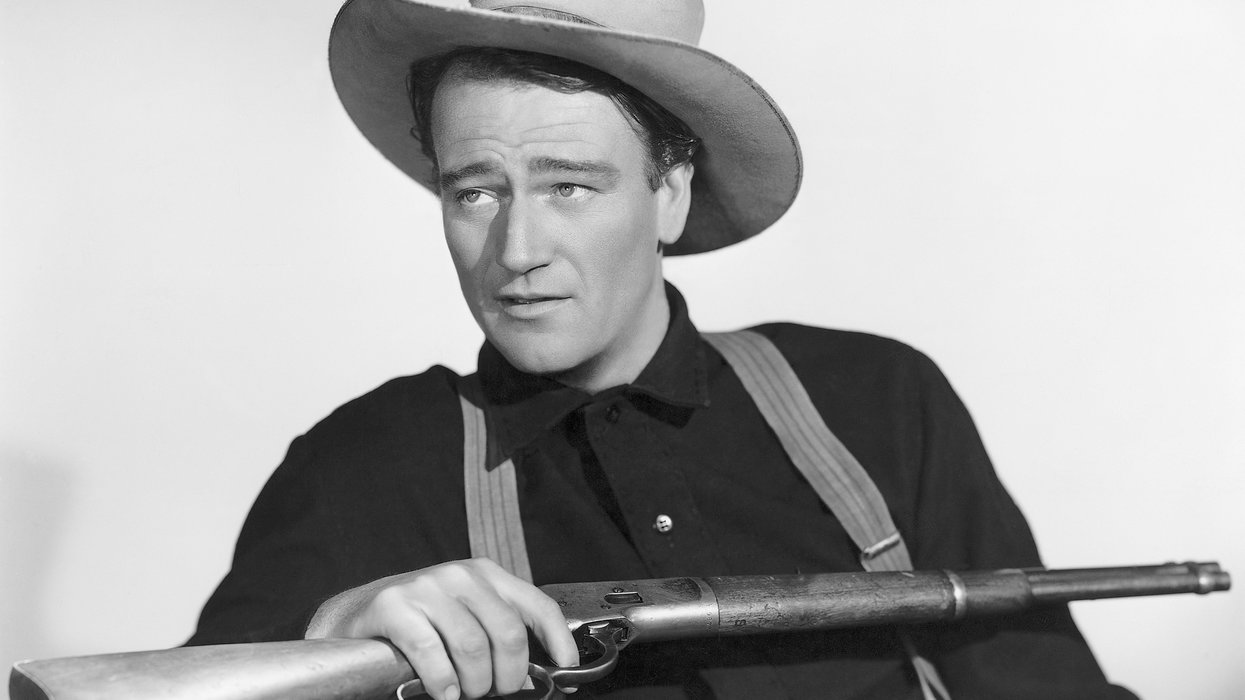 Social media is very angry over a John Wayne interview with Playboy magazine from nearly 50 years ago