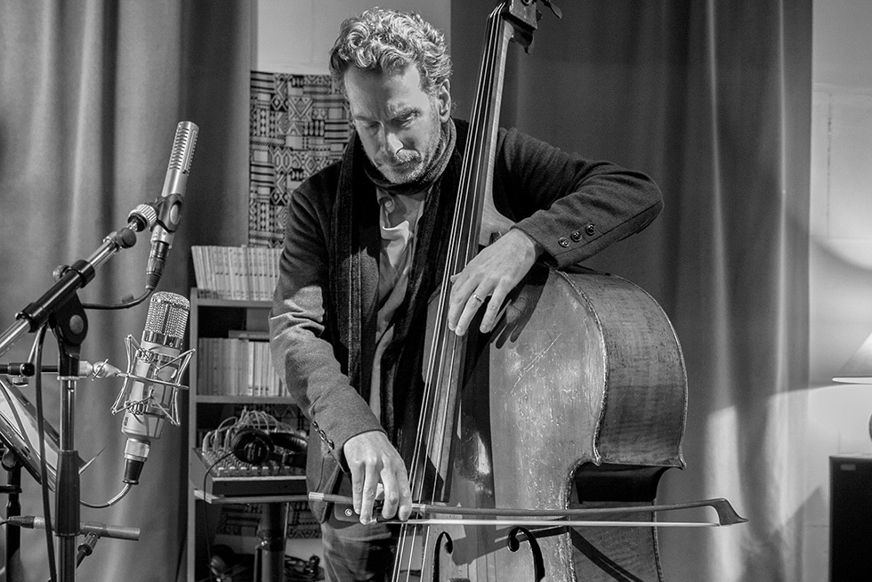 Larry Grenadier Plays 45 Minutes of Riveting Solo Bass on  The Gleaners