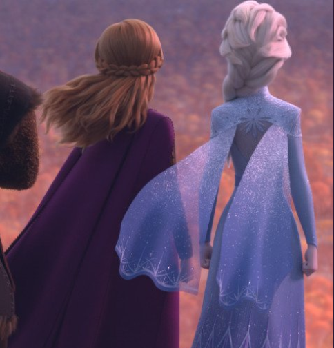 Elsa and Anna Hairstyles