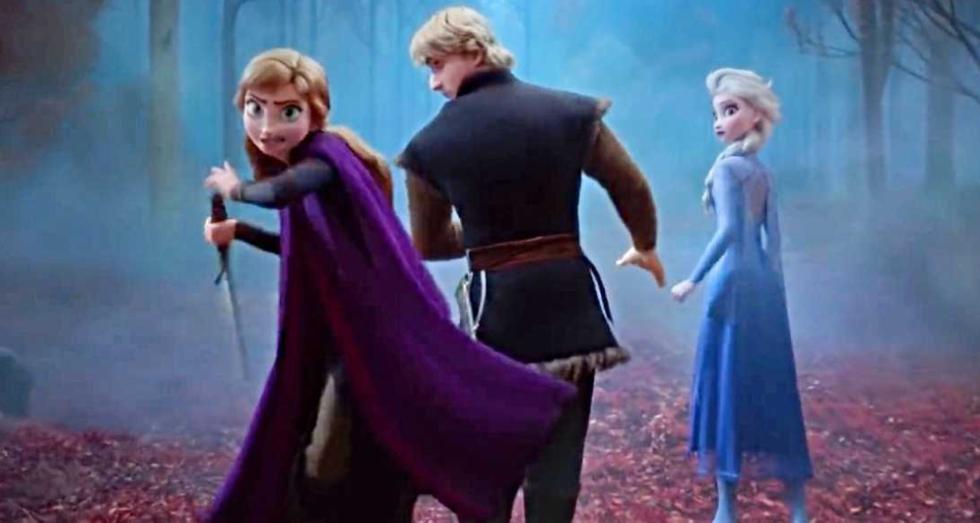 Anna With A Sword