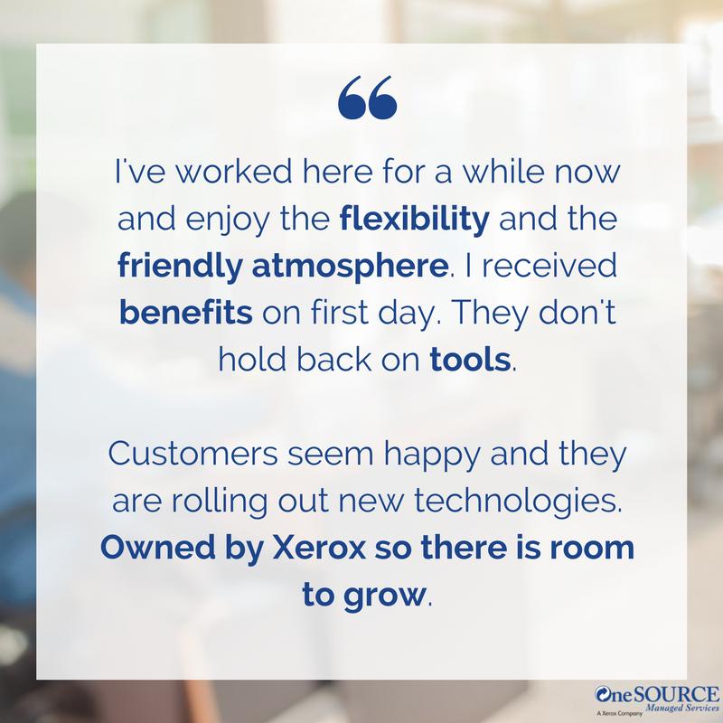 Tulsa & Oklahoma City Tech Sales | OneSource (A Xerox Company