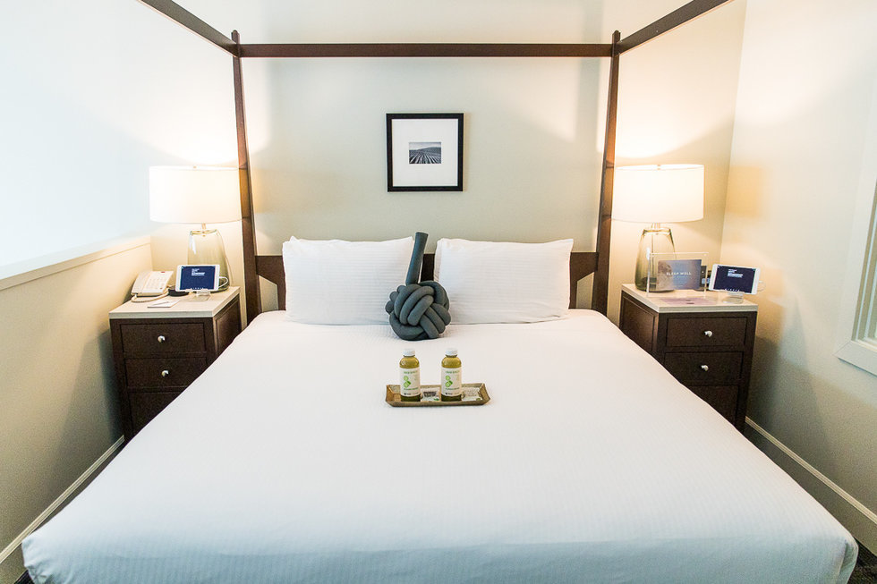Sausalito Staycation Luxe Wellness Amenities Round Out Recent