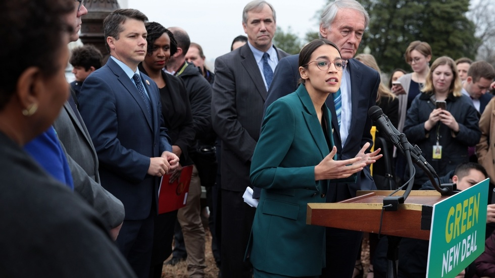 Partner Content - Democrats are flirting with a dangerous economic theory