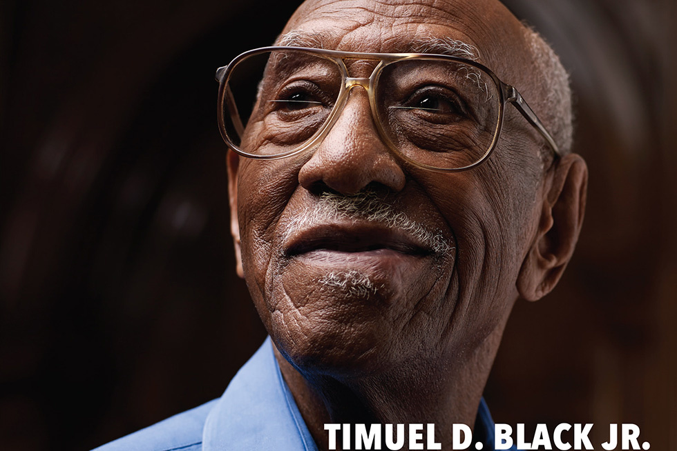 Timuel Black Tells His Remarkable South Side Chicago Story in  Sacred Ground