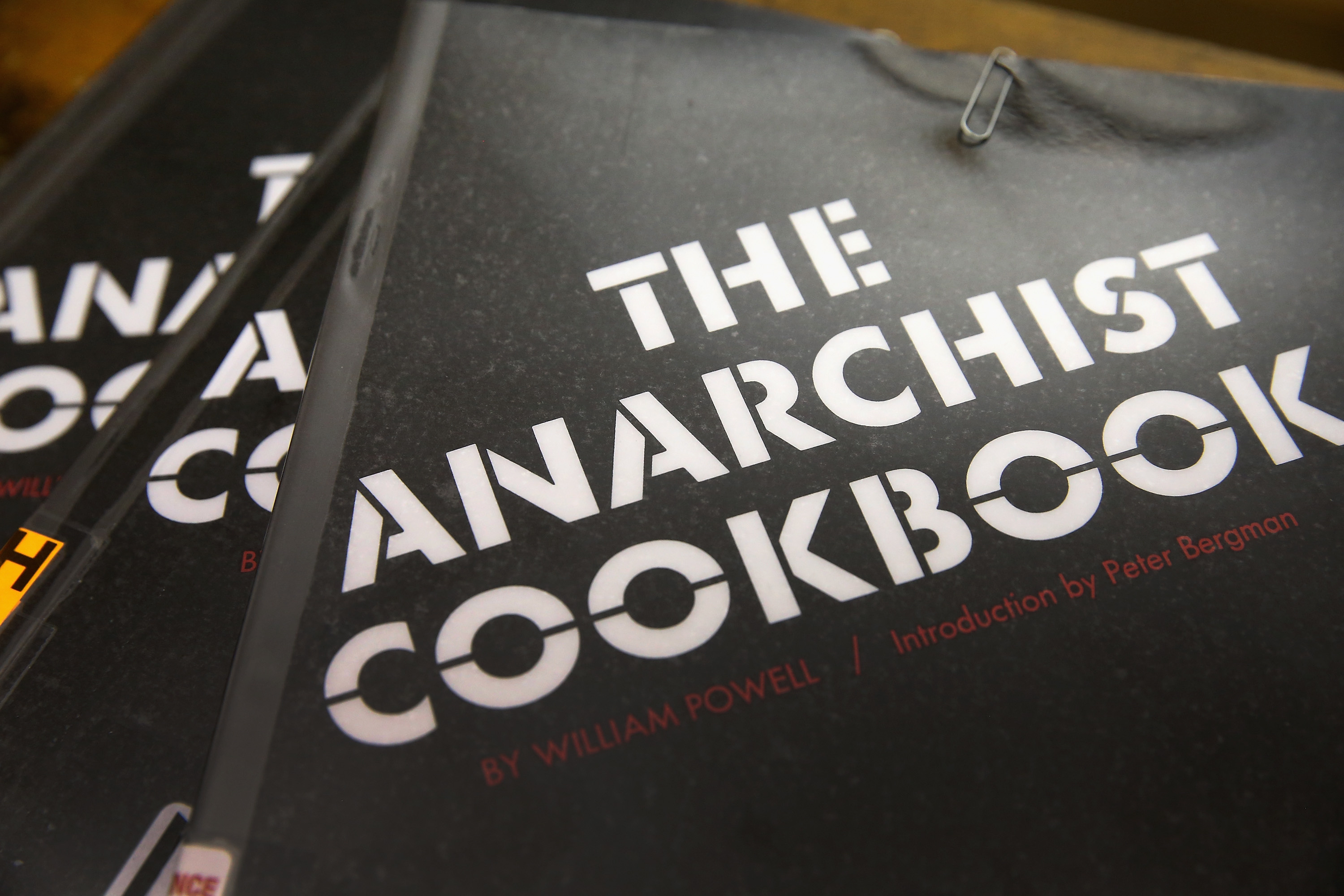 The contentious history of the Anarchist Cookbook