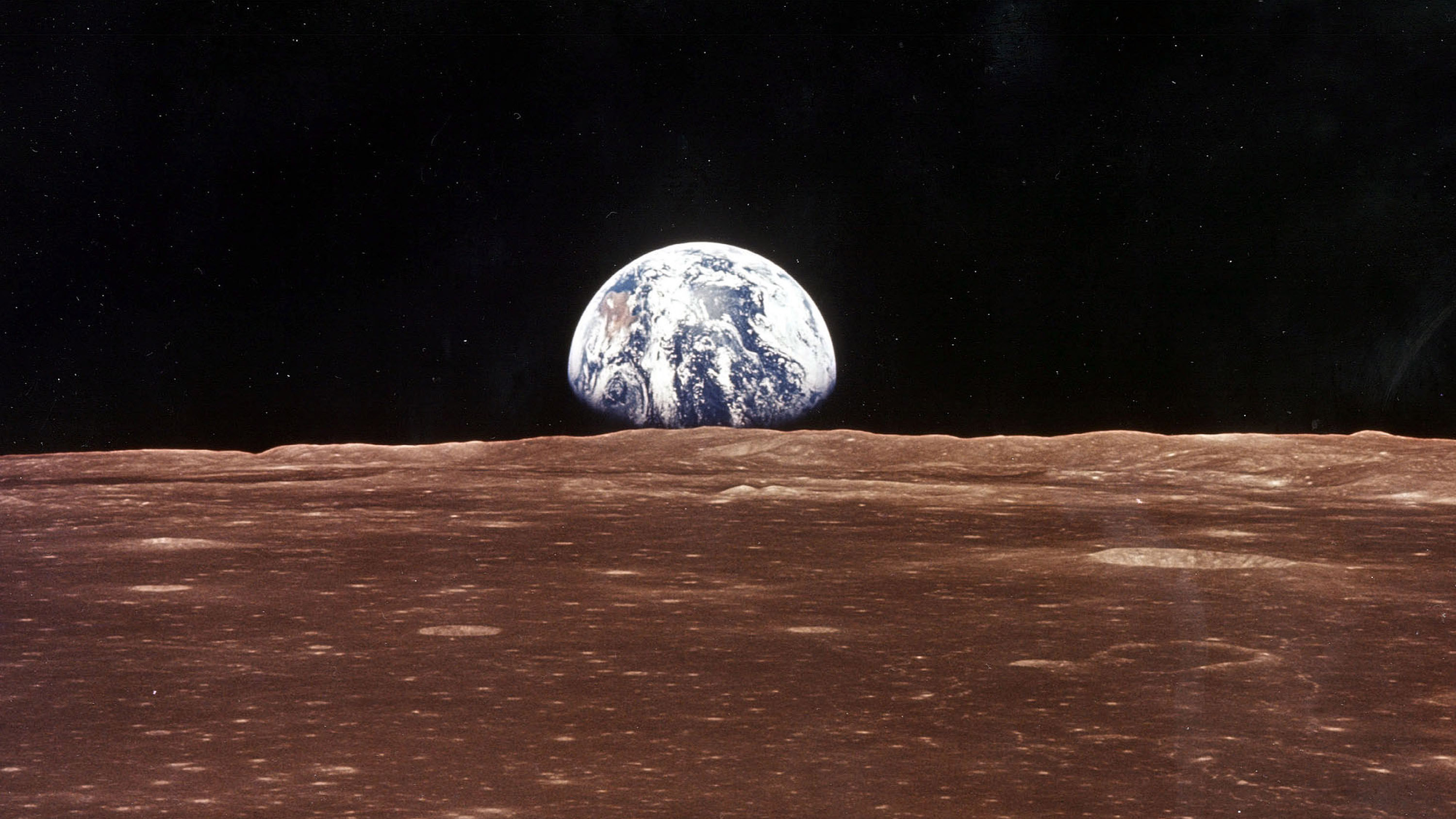 The moon is inside Earth s atmosphere, European researchers say