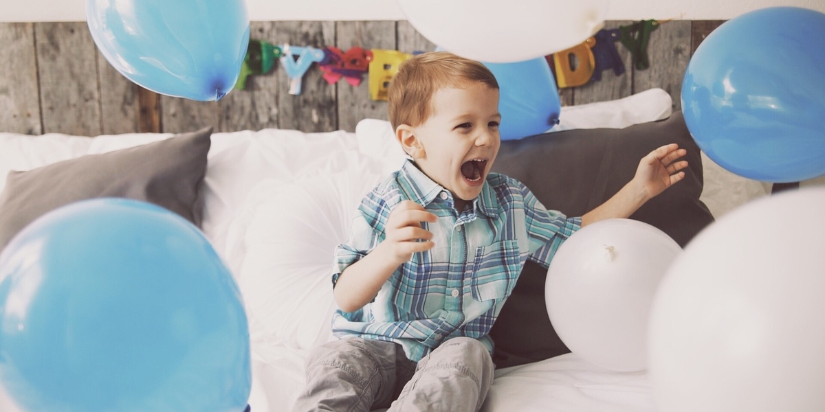 Kids are now having 'fiver' birthday parties and it's pretty genius 🙌