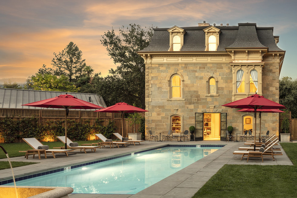 Napa Valley Hotels >> 13 Luxurious Stays In Napa Valley 7x7 Bay Area
