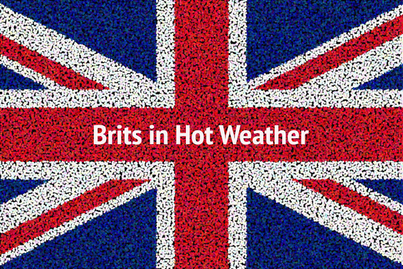 Brits in Hot Weather #12: Elephant Trees, DJ Chillz, Dream Reporter, Szjerdene, and Gagarin