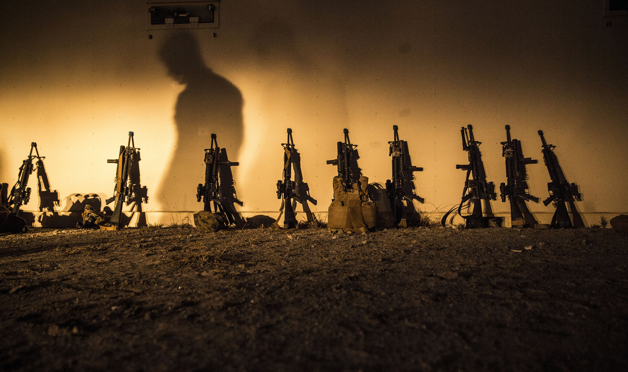 Soldiers indicted for selling guns and explosives to cartel
