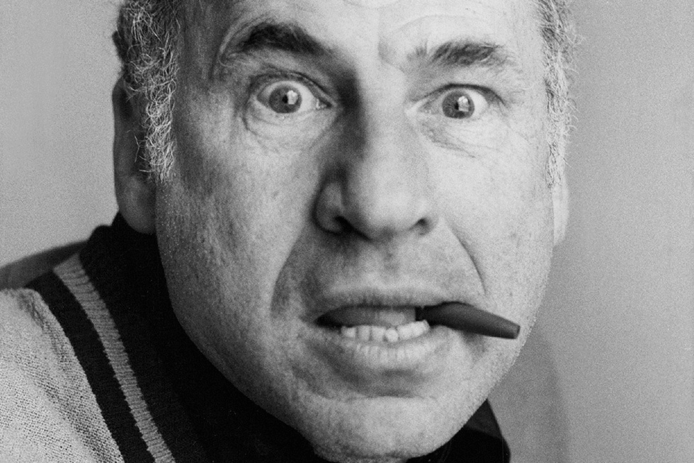 Cruelty at the Core of American Comedy: On  Funny Man: Mel Brooks