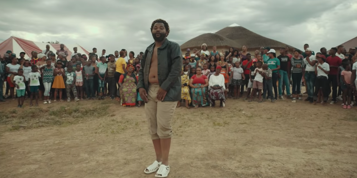 Sjava Visits Home In His New Music Video For 'Umama'