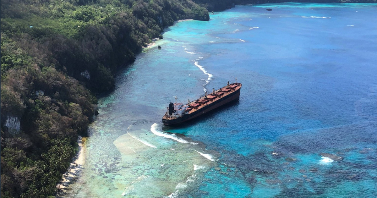 Devastating Impacts Feared as Oil Spill Threatens UNESCO Heritage Site in