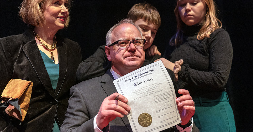 Who Is Gov. Tim Walz and Why Is He So Important for the Climate?