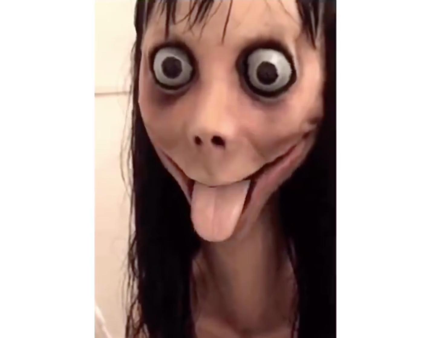 Momo Challenge Meme Interview - PAPER